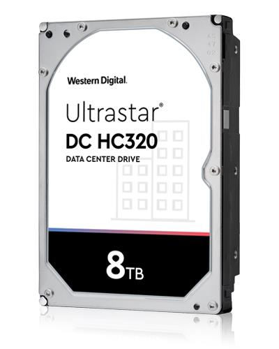 "HDD WD – server 8 TB, Ultrastar, 7.200 rpm, buffer 256 MB, pt. server, ""0B36400"""