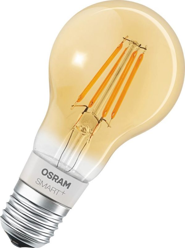 LIGHT BULB BT E27 A60 DIM GOLD/4058075174481 LEDVANCE