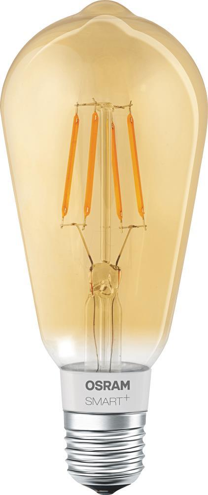 LIGHT BULB BT E27 EDISON60 DIM/GOLD 4058075174528 LEDVANCE