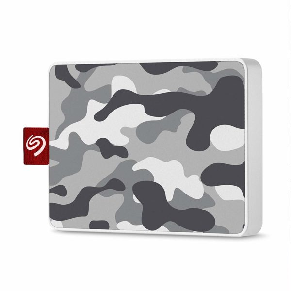 """SG EXT SSD 500GB USB 3.0 ONE TOUCH CAMO """"STJE500404"""""""