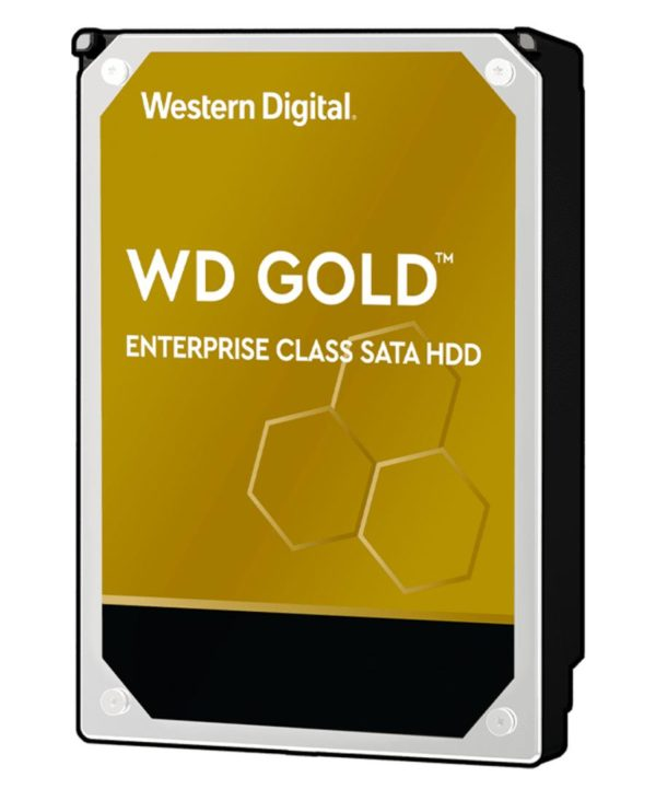 "HDD WD – server 4 TB, Gold, 7.200 rpm, buffer 256 MB, pt. server, ""WD4003FRYZ"""