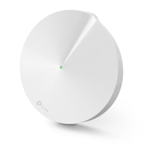 "MESH TP-LINK Sistem wireless Complete Coverage – router AC1300 Whole-Home ""Deco M5(1-pack)"""