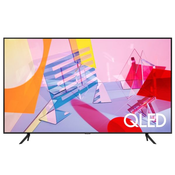 "QLED TV SAMSUNG, 164 cm/ 65 inch, Smart TV, Internet TV, ecran plat, rezolutie 4K UHD 3840 x 2160, boxe 20 W, ""QE65Q60TA"" (include TV 12.50 lei)"