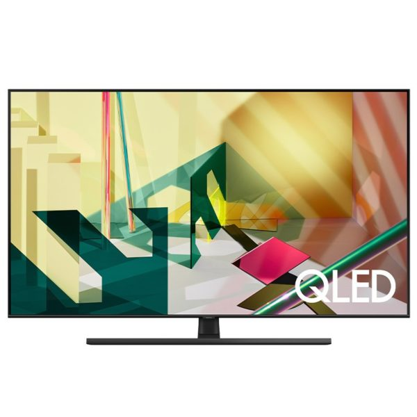 "QLED TV SAMSUNG, 164 cm/ 65 inch, Smart TV, Internet TV, ecran plat, rezolutie 4K UHD 3840 x 2160, boxe 20 W, ""QE65Q70TA"" (include TV 12.50 lei)"