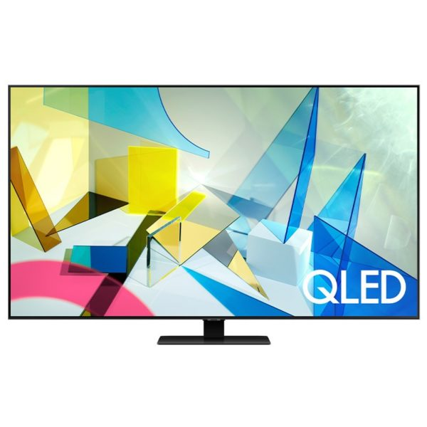 "QLED TV SAMSUNG, 190 cm/ 75 inch, Smart TV, Internet TV, ecran plat, rezolutie 4K UHD 3840 x 2160, boxe 60 W, ""QE75Q80TA"" (include TV 12.50 lei)"