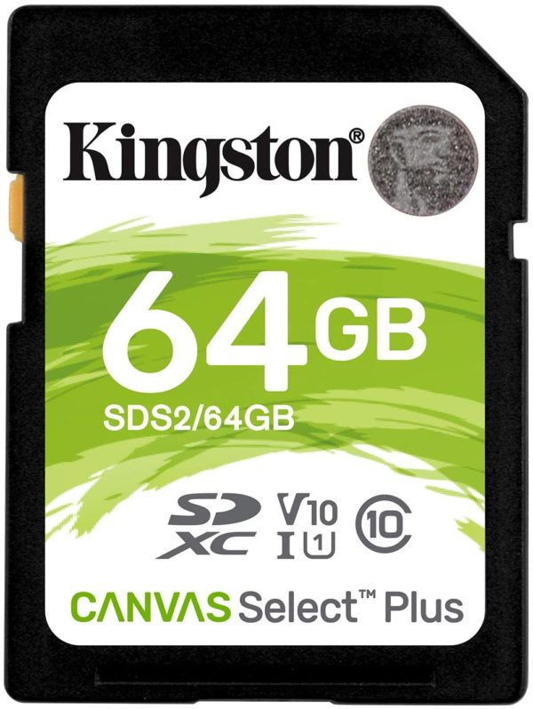 SD CARD KS 64GB CL10 UHS-I SELECT PLUS