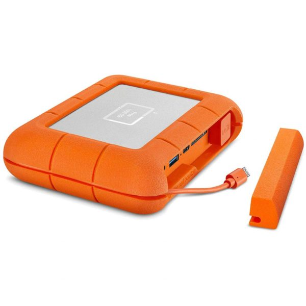 LACIE EXTERNAL SSD 500GB RUGGED TYPE-C