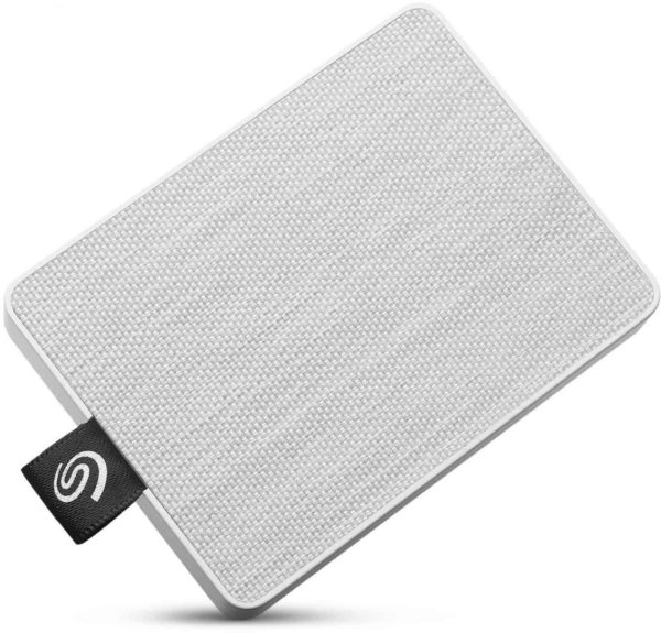 SG EXT SSD 1TB USB 3.0 ONE TOUCH WHITE
