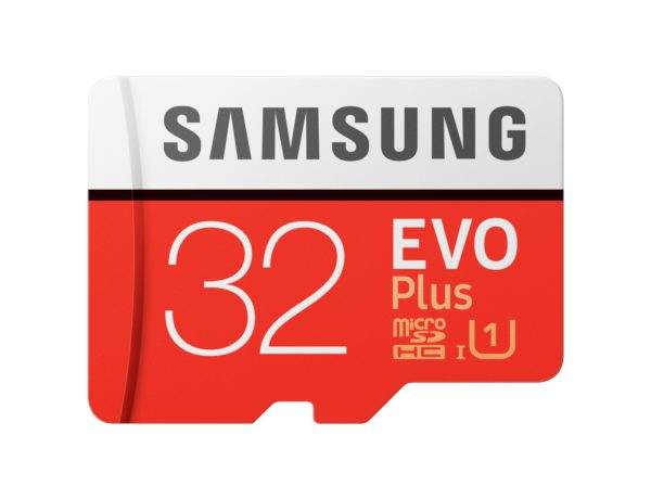 Card Micro SD Samsung, MB-MC32GA/EU, EVO Plus, 32 GB