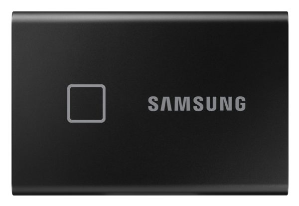 "SSD extern SAMSUNG T7 Touch, 500 GB, 2.5 inch, USB 3.2, 3D Nand, R/W: 1050/1000 MB/s, ""MU-PC500K/WW"" (include TV 0.15 lei)"