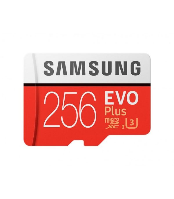 Card memorie Samsung MB-MC256HA/EU , Micro-SDXC, EVO Plus, 256GB