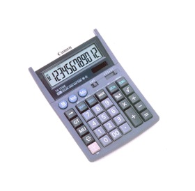 "Calculator de birou CANON, TX-1210E, 12 Digit, Dual Power, ""IT-touch"" keyboard, incl TV 0.10 RON< ""BEE13-0840210"""