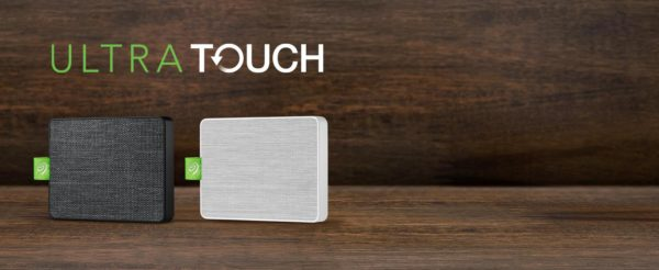 SG EXT SSD 500GB ULTRA TOUCH WHITE 3.0