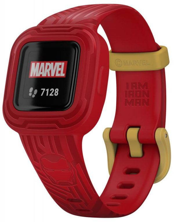 Garmin vivofit jr. 3 Disney Iron Man