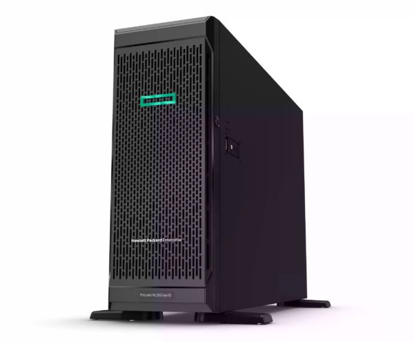 """SERVERE HP ProLiant ML350, 1 CPU Intel Xeon Scalable 4208, 2.1 GHz, 8 nuclee, RDIMM 16 GB DDR4, carcasa tip Tower, """"P22094-421"""""""