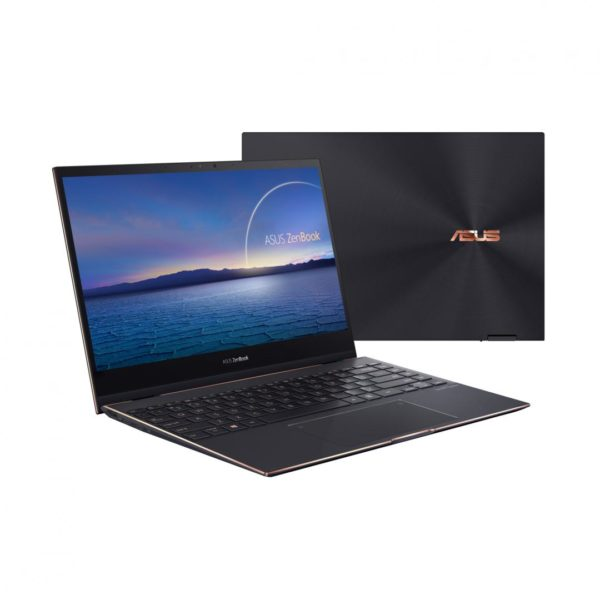 """NOTEBOOK ASUS , 13.3 inch, i7 1165G7, 16 GB DDR4, SSD 512 GB, Intel Iris Xe Graphics, Windows 10 Pro, """"UX371EA-HL018R"""" (include TV 3.00 lei)"""