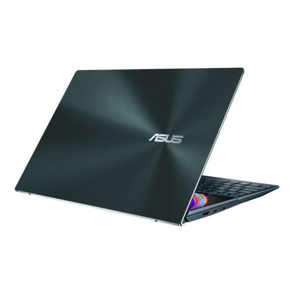 """NOTEBOOK ASUS ZenBook DUO 14-inch, Touch screen, i7-1165G7 16 1 UMA FHD W10P """"UX482EA-HY028R"""""""