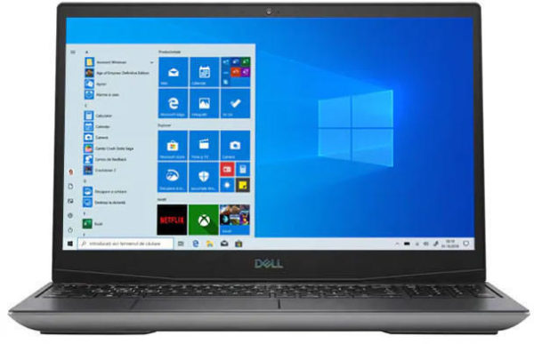 """Inspiron G5 5505 R5 8 512 A WH, """"DIG55505R58512AWH"""" (include TV 3.00 lei)"""