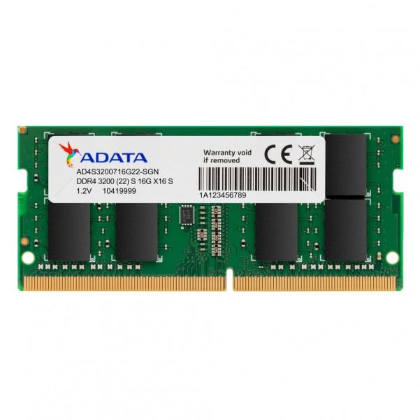 """AA SODIMM 16GB 3200Mhz AD4S320016G22-SGN, """"AD4S320016G22-SGN"""""""